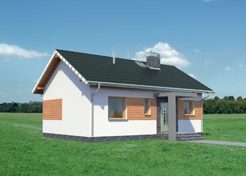 Проект домa Нугат