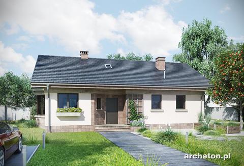 Projekt domu Nuta