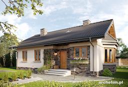 Projekt domu Nuta Karbo