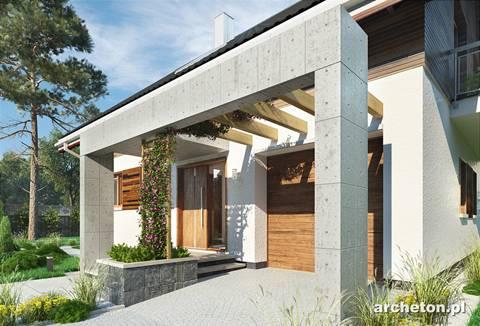 Projekt domu Oberek
