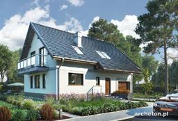 Projekt domu Oberek Polo