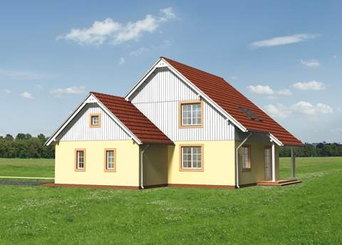 Projekt domu Oktawian