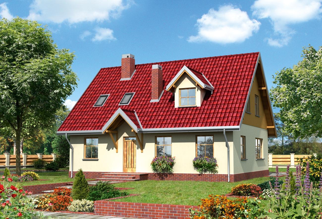 Проект домa Ольха
