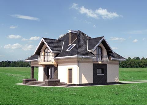 Projekt domu Opus