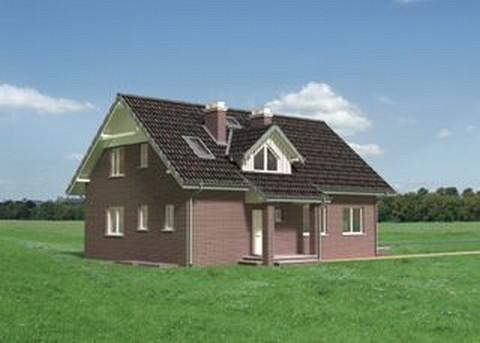 Проект домa Орион-2