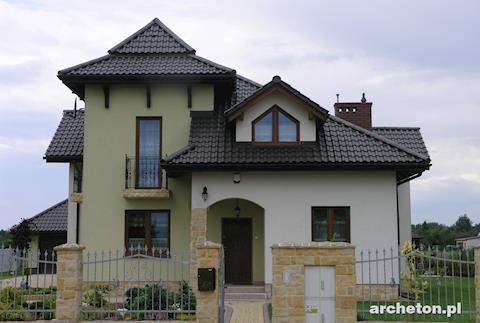 Projekt domu Orle Gniazdo