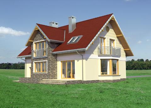 Projekt domu Pablo Neo