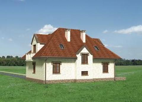 Projekt domu Pankracy-2