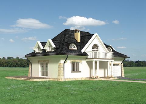 Projekt domu Pan Tadeusz