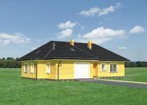 Projekt domu Pasja