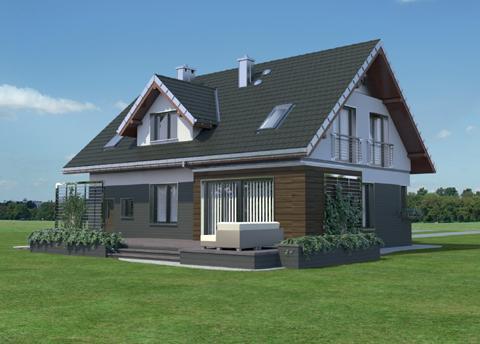 Projekt domu Pedro