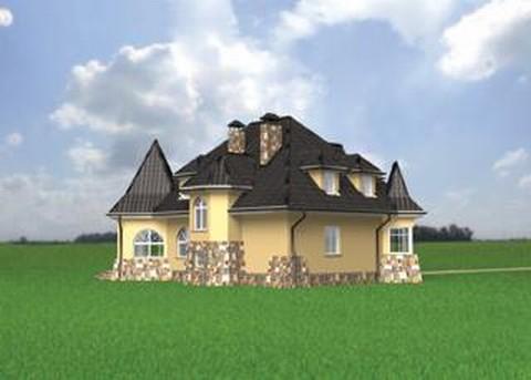 Проект домa Жемчужина