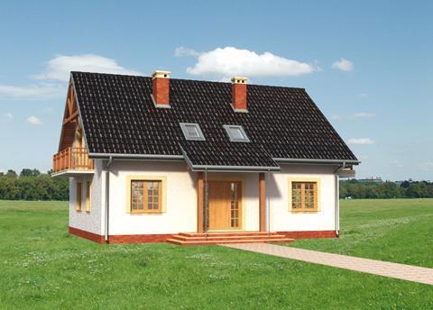 Проект домa Петуния