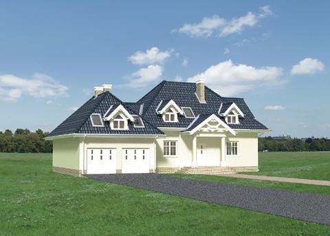 Projekt domu Piast