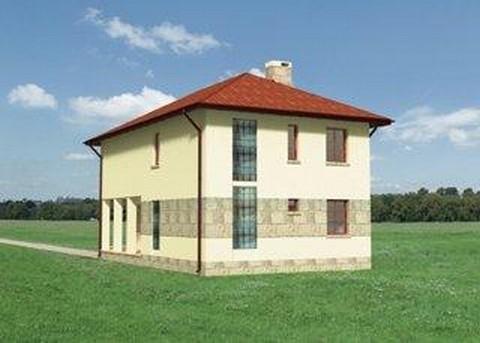 Проект домa Пирит