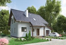 Projekt domu Pod Lipą Mak