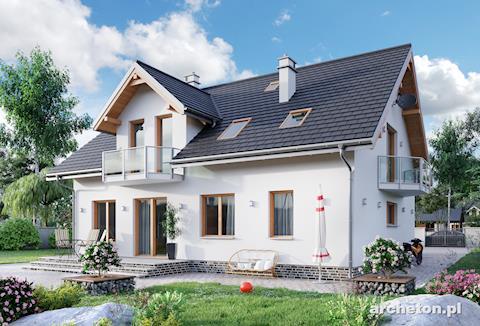 Projekt domu Pola