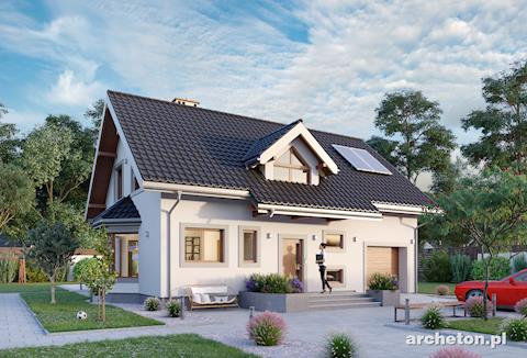 Projekt domu Pola Rex