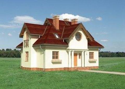 Projekt domu Poraj