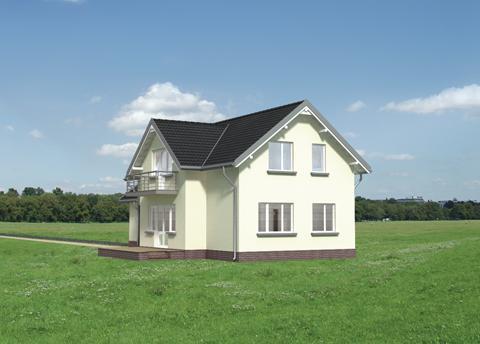Проект домa Ручей