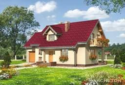 Projekt domu Prymulka Bona