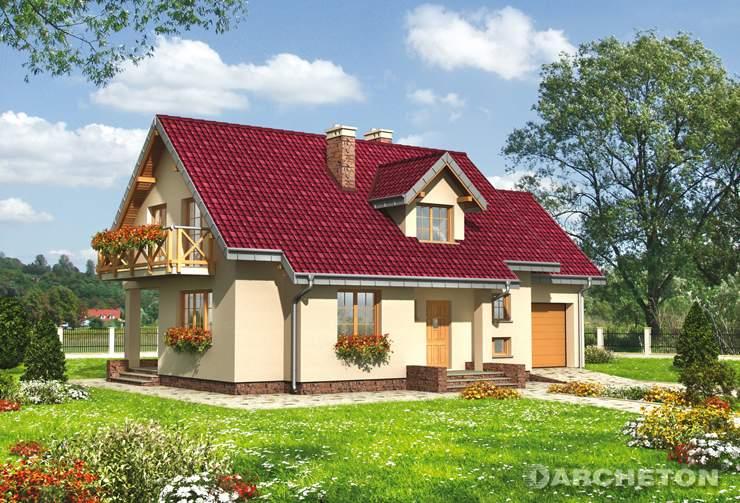 Проект домa Маковка Бона