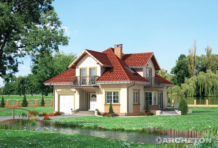 Projekt domu Prymus Lux