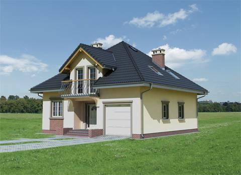Projekt domu Prymus Mini