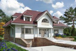 Projekt domu Rajsko