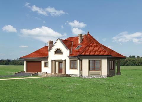 Projekt domu Rawa