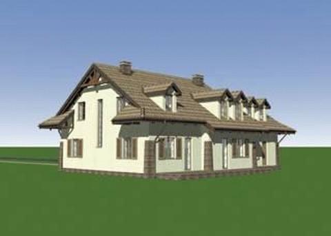 Projekt domu Razem