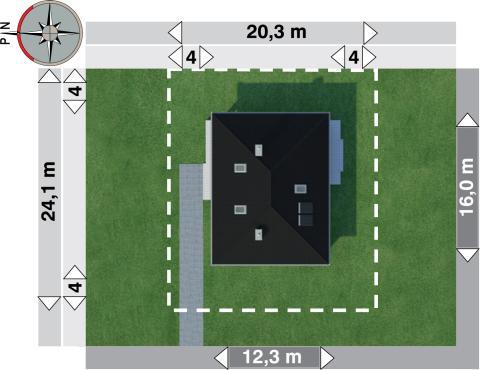Projekt domu Regina Ultra