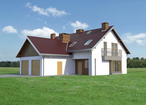 Проект домa Рена Дуо