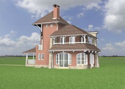 Проект домa Ромео и Джульетта - 3