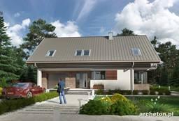 Projekt domu Rudi