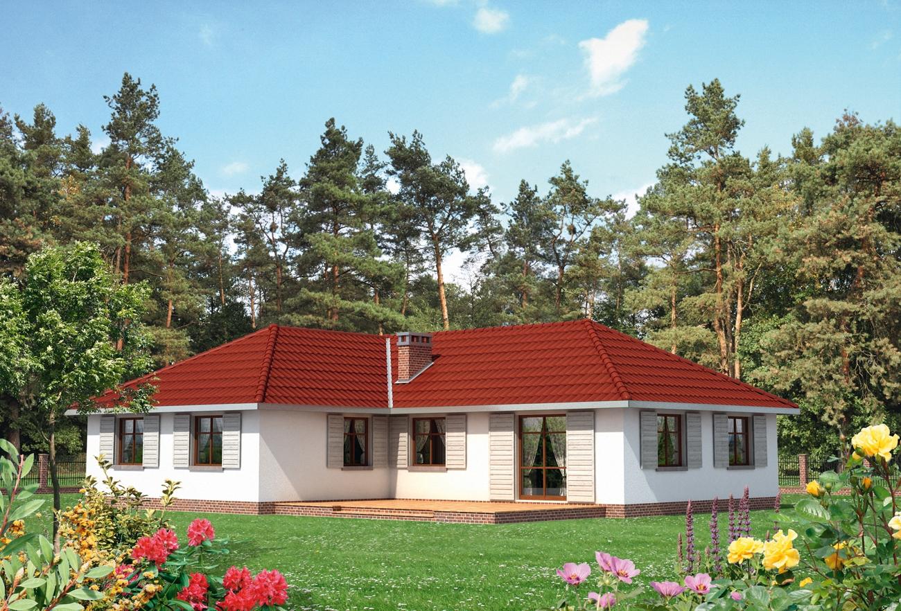Проект домa Ромашка