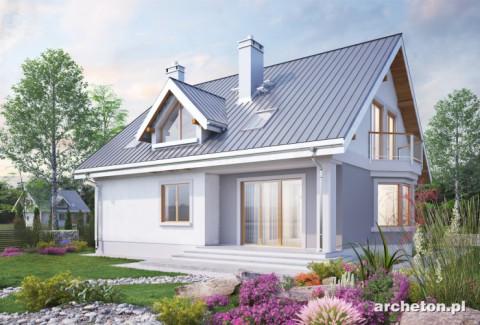 Projekt domu Saba Mała