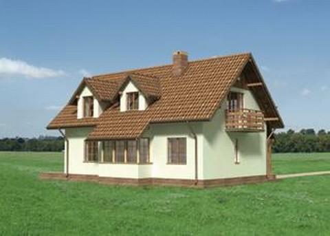 Проект домa Сазан - 2