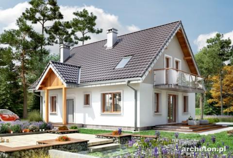 Projekt domu Sambor