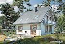 Projekt domu Sambor Bobo