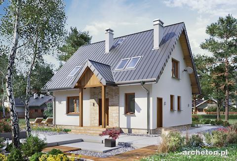 Projekt domu Sambor Mini