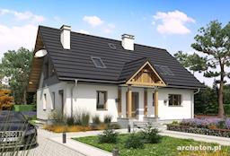 Projekt domu Sambor Polo