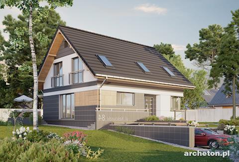 Projekt domu Sandra