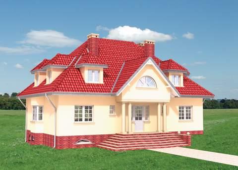 Projekt domu Sarmata