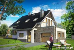 Projekt domu Skarabeusz Prima