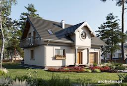 Projekt domu Skarbek Mini