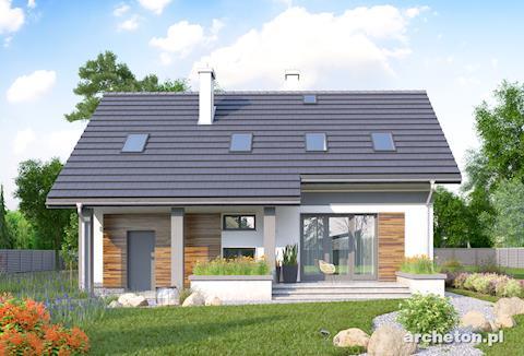 Projekt domu Skarbek Neo