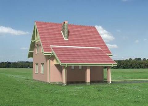 Проект домa Гном