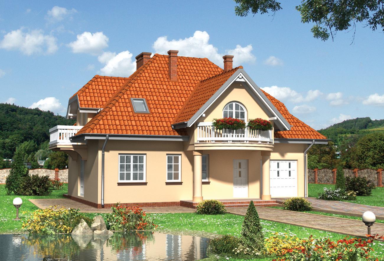 Проект домa Гвоздика
