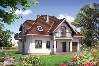 Projekt domu Ślężan Energo